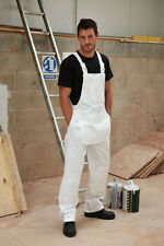 DICKIES BIB AND BRACE TROUSER OVERALL BUILDER DECORATOR POCKET KNEE PAD POUCHES