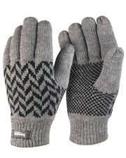 RESULT WINTER GLOVES LINED SUPER WARM THINSULATE NORDIC WATERPROOF SKI SNOW S-XL