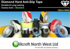 Standard 100mm Anti Slip Tape High Grip Adhesive Backed Safety Grip