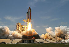 12 x NASA Space Shuttle Launch Picture Glossy Photo Print Large A3+ Choose Pic