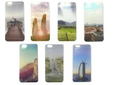 Translucent Ultra-Thin Soft Printed Back Case for iPhone 6 / iPhone 6s