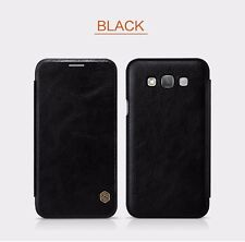Nillkin | Qin Leather Flip Cover Case For Samsung Galaxy E7