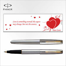 Parker Frontier SS GT RB with Love Quote:9000018256