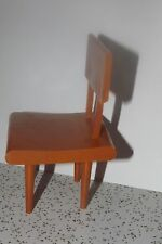 lot of 2 Vintage Plastic  Payton doll chairs Fashion Doll, furniture
