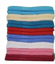 LUXURY 10 PIECE TOWEL BALE SET 100% EGYPTIAN COTTON FACE HAND BATH TOWELS 500gsm