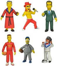 Action Figure THE SIMPSONS 13cm GREATEST GUEST STARS Serie 1 SIMPSON Neca Figura