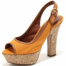 58385 sandalo decollete SERGIO ROSSI scarpa donna shoes women