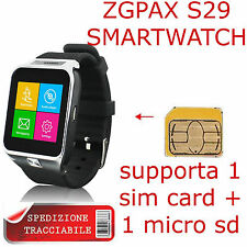 smartwatch zgpax s29 sim per smartphone Apple iPhone 5C