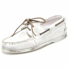 29704 mocassino LEATHER CROWN scarpa donna loafer shoes women