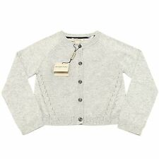 3298H cardigan bimba BURBERRY check cotone cachemire maglioni jumpers kids