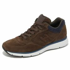 4437N sneaker HOGAN TRADITIONAL 2015 scarpe uomo shoes men marrone