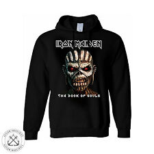 IRON MAIDEN-BOOK OF SOULS-New Official Band Hoodie-eddie,killers,rock,metal