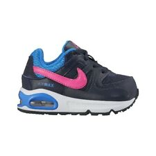 Little Infants Girls Nike Air Max Command Navy/Pink 412232 464 Various UK Sizes