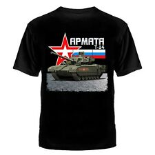 T-14 ARMATA PANZER T-SHIRT RUSSIA RUSSLAND ARMY ARMEE