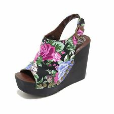 3281I sandali zeppe JEFFREY CAMPBELL snick scarpe shoes women