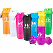 SLIM SMART-SHAKE Protein Shaker Bottle Mixer Shaker Cup SmartShake Smart