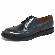 78419 scarpa gray dark classica GUCCI   scarpa uomo shoes men