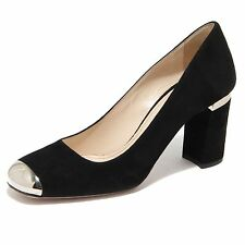 6016N decollete PRADA scarpe donna shoes women nero