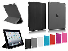 New Premium Leather PU Smart Cover Folding Stand For Apple iPad Air 2 iPad 6