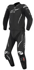 Alpinestars Respiro 2PC Tuta in pelle Nero