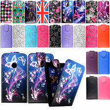 Luxury Leather Flip Case Wallet Cover For Nokia Lumia Mobile Phone Mod