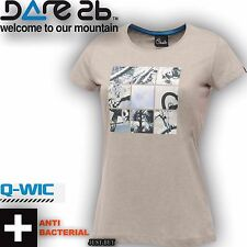 Dare2b T Shirt Active Wear Tee Al Fresco T Outdoor Gym Sport Running Cycling Top