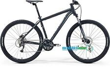 MTB 29 MERIDA Big Nine 40-D Shimano 27 vel. modello 2016 nero opaco