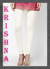IVORY ( XXL : XL : L : M : S ) ALL SIZES LEGGINGS AVAILABLE CLICK HERE