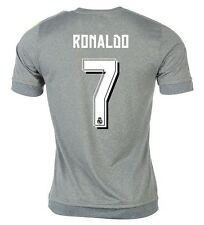 Trikot Adidas Real Madrid 2015-2016 Away - Ronaldo 7 [128 bis XXL] CR7