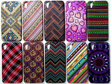 Chungroo's HTC Desire 728 / 728G Traditional Printed Soft Mobile Back Case Cover