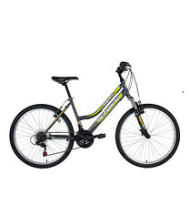 BICI INTEGRAL DONNA FORCELLA AMMORTIZZATA Shimano MOUNTAIN BIKE F.LLI SCHIANO