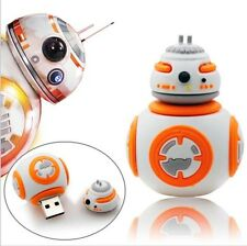 Usb flash drive Star Wars Darth Vader BB-8 R2d2 4gb 8gb 16gb 32gb pendrive