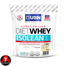 USN Diet Whey Isolean 454g Protein Whey Protein Lean Muscle