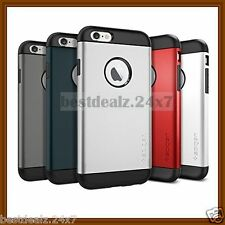 Tough Hybrid Protective Back Cover Shell Case Skin for Apple iPhone 6s Plus 5.5""