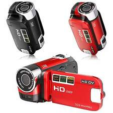 Digital 1080P HD Video Kamera Camcorder 16MP 2.7'' Schwarz Videokamera DV DVR