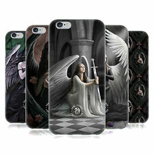 OFFICIAL ANNE STOKES ANGELS SOFT GEL CASE FOR APPLE iPHONE PHONES