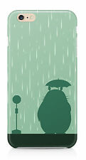 Totoro Scene Art iPhone 6S / 6S+ Plus Hard Case Novelty Geeky Studio Ghibli
