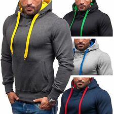BOLF AK72 Hoodie Sweatshirt Hoodie Pullover Sweat Jacket Top 1A1 Men's