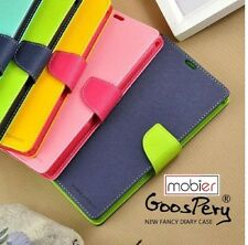 MERCURY DIARY WALLET STYLE FLIP COVER CASE FOR SONY XPERIA C C2305/ S39H