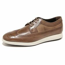 7720N scarpa HOGAN   marrone scarpe uomo shoes men