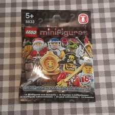 Lego minifigures series 8 unopened factory sealed choose select your minifigure