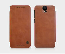Nillkin | Qin Leather Flip Cover Case For HTC One E9 Plus (E9+)