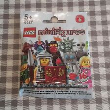 Lego minifigures series 6 unopened factory sealed choose select your minifigure