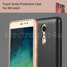 ROCK Brand Touch series PU Back Cover Case for Xiaomi Redmi Note 3