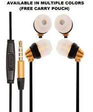 Earphones HeadSet Handsfree Compatible For Xolo With 3.5mm Jack