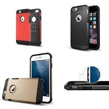Slim Armor ShockProof TPU Hard Case Back Cover For Apple IPhone 4/4S 5/5S 6/6S