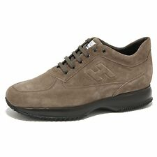 0788O sneaker HOGAN INTERACTIVE tortora scarpe uomo shoes men