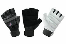 Brand New Half Finger Cycling / Bicycle / Gym Gloves Fingerless S, M, L, XL