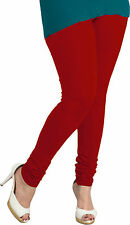 Designer Traditional Chudidaar Leggings For Girl Ladies Women Cotton Lycra Sale