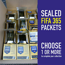 PANINI different sealed packets FIFA365 - choose your pack tüte pochette bustina